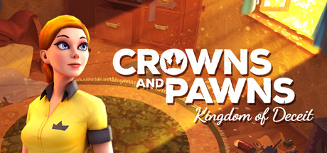 Crowns and Pawns: Kingdom of Deceit PC Game Free Download