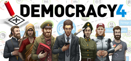 Democracy 4 PC Game Free Download