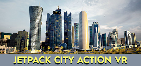 Jetpack City Action VR PC Game Free Download