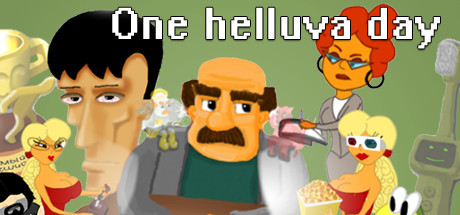 One helluva day PC Game Free Download