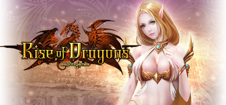 Rise of dragons PC Game Free Download
