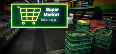 Supermarket Manager PC Game Free Download
