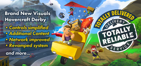 Totally Reliable Delivery Service Free PC Game Download